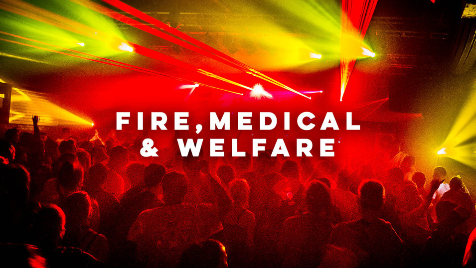 Fire, Medical & Welfare