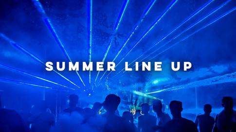 Summer Line Up