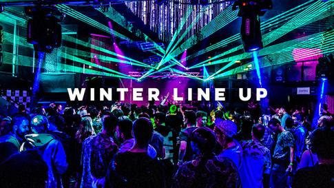 Winter Line Up