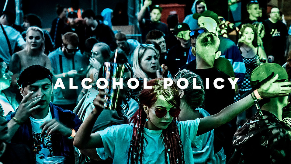 Alcohol Policy