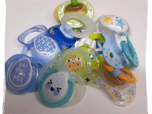 Suces aimantées pour bébé reborns
