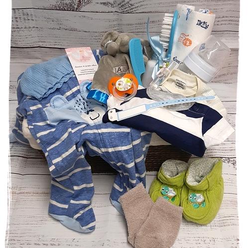 Complete set for reborn newborn boy