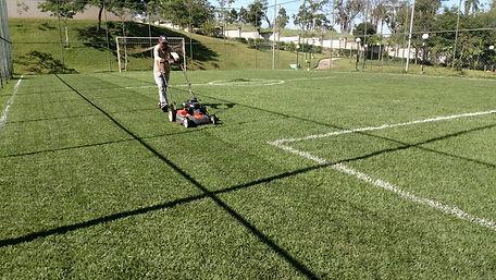 Jardin Paysan Jardinagem e Paisagismo - gramado esportivo - Jundiaí