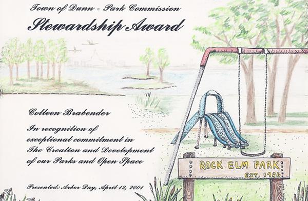 town of dunn stewardship award.PNG