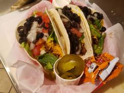 Soft Shell Tacos - Park Side Pub