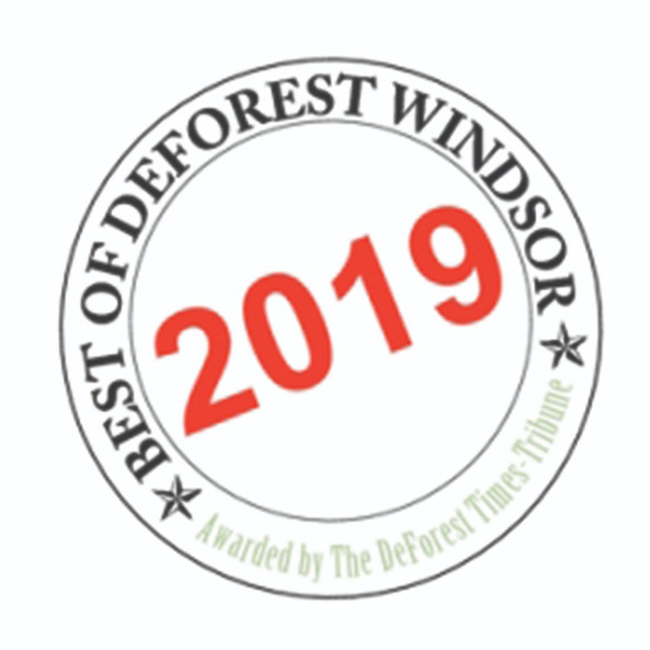 DeForest Times Tribune Best of DeForest Windsor 2019