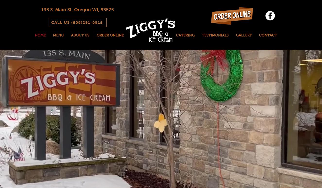 Ziggy's BBQ Smokehouse & Ice Cream Parlo