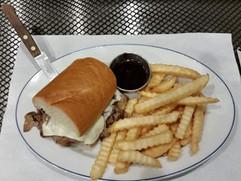French Dip Sandwich - Park Side Pub