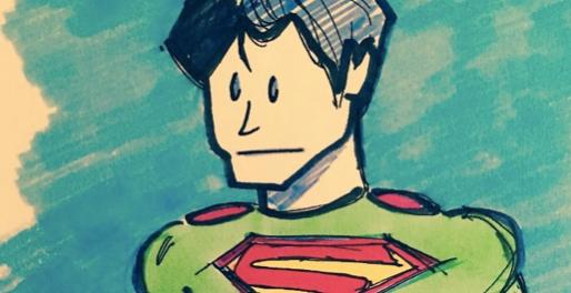 SUPERMAN, UN RÉFUGIÉ COMME UN AUTRE