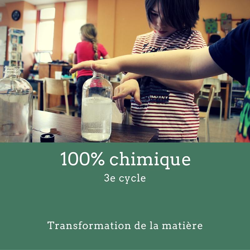 100% chimique