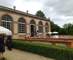 l'Orangerie extérieur