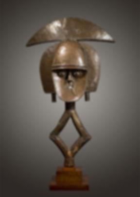 The Semangoy Kota Guardian Figure