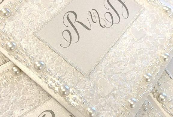 Luxury wedding invitations