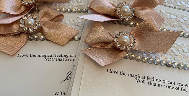 Elegance Evening Invitation