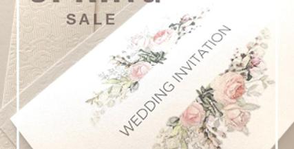 Mini Invitations