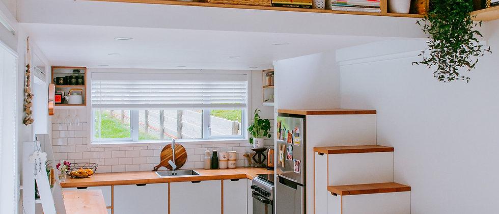 Tiny House Plans - Claire Design