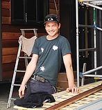Dan Forgesson Manager at shaye's tiny homes New Zealand