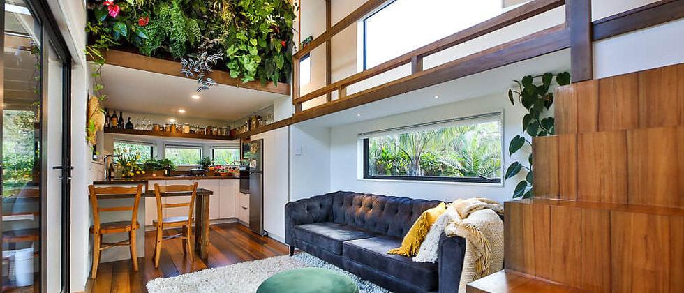 Tiny House Plans - Hazel Design
