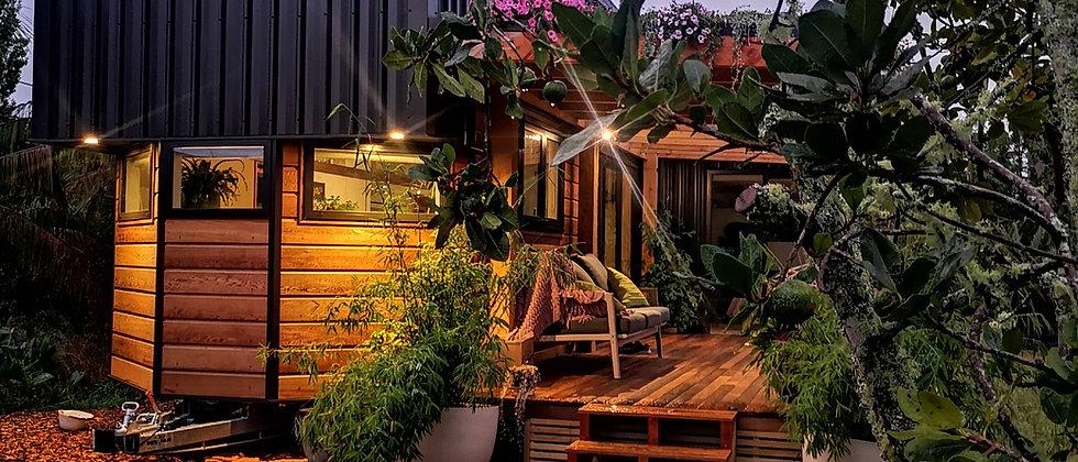 Tiny House Plans - Hazel Design Plus Spare Room and Porch