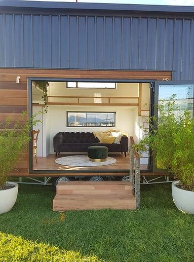 Holly Design tiny house plan in New Zealand by Shaye's Tiny Homes