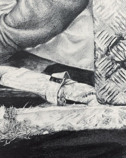 Graphite portrait