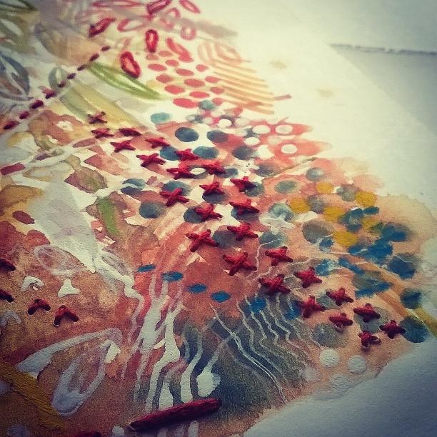 Autumnal Colours (Detail)