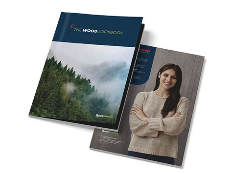 THE WOOD LOOKBOOK
