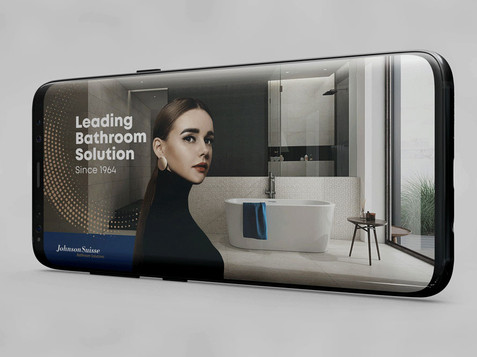 LEADING BATHROOM SOLUTION