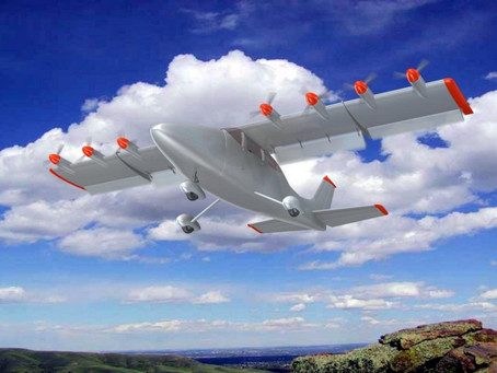 Airflow Aero to build full scale technology demonstrator