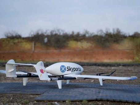 Skyports partners with Australian drone-powered health logistics company, Swoop Aero
