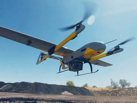 Volansi partners Quickstep to market drones in Australia and Asia-Pacific region