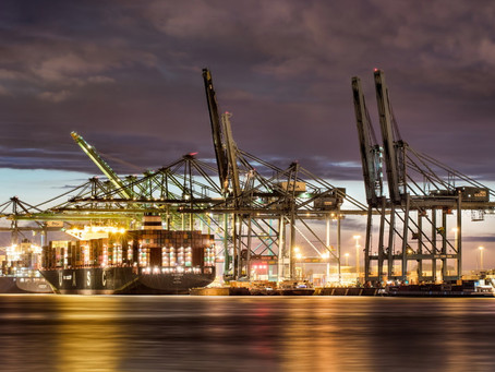 Ports can be the proving ground for city drone eco systems