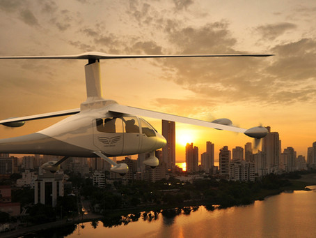 JAUNT AND VARON COLLABORATE TO BRING URBAN AIR MOBILITY TO LATIN AMERICA