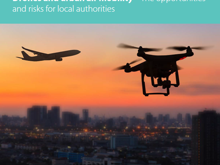 MARCH 10 - APSE Policy Seminar.  Urban air mobility – opportunities and risks for local authorities