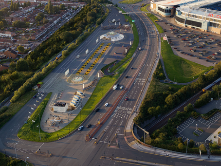Urban Air Port® secures UK government backing