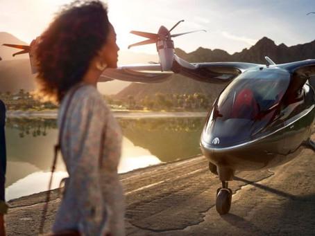 United Airlines invests $1BILLION in Archer eVTOL