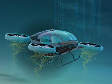 Siemens Aerospace and Defense team host urban air mobility podcast series.