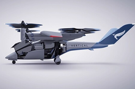 Rolls-Royce set to power Vertical Aerospace's all-electric aircraft
