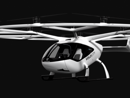 "Volocopter announces ""FAA has accepted concurrent Type Certificate validation"""