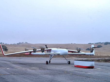 Elroy Air Joins NASA's Advanced Air Mobility Project