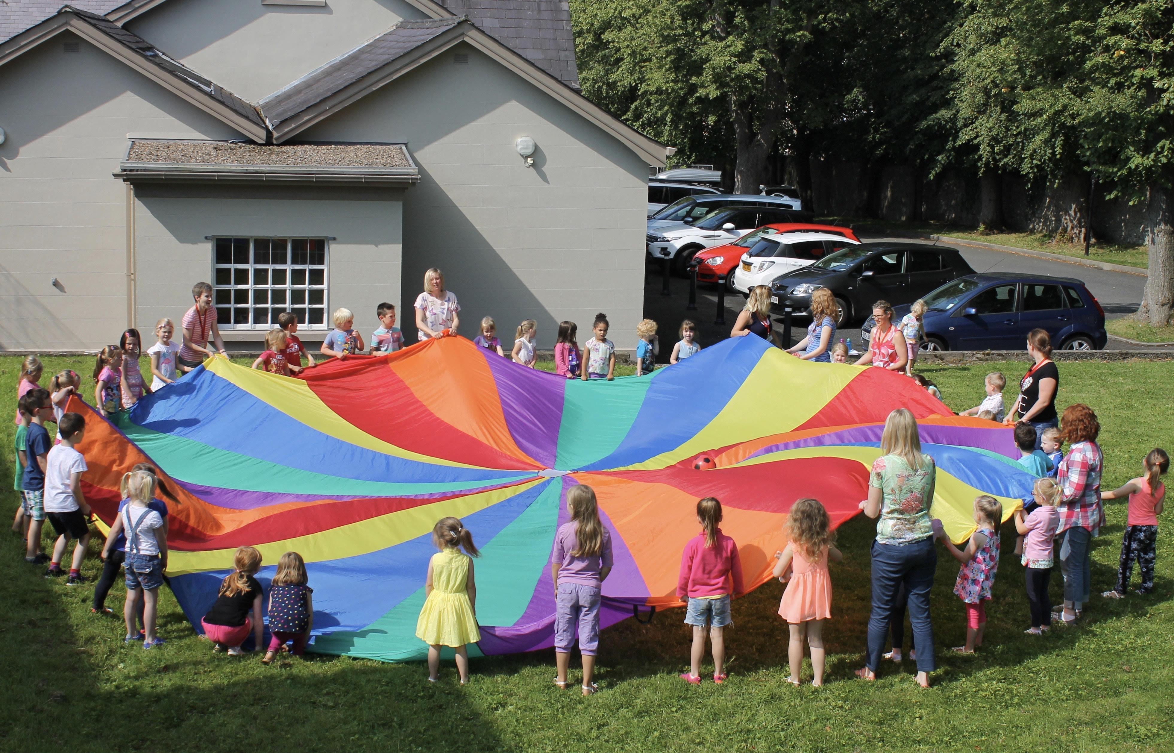 HBC Parachute