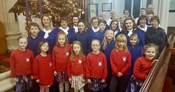 Choir and junior choir