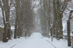 St Marks in Snow
