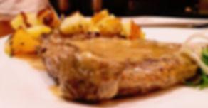 Delizioso! Fillet Steak with wild mushro