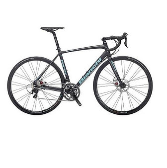 Bianchi Impulso 105 Men's Road Bike Disc 57""