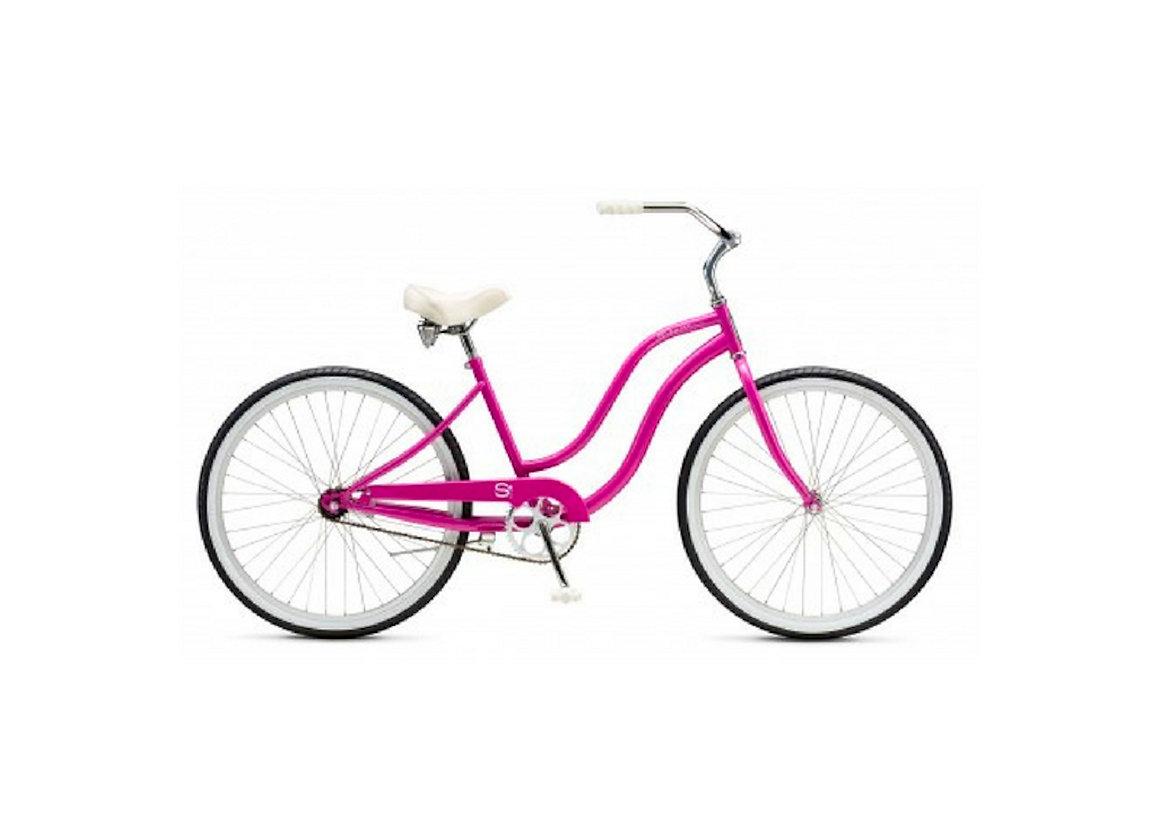 Schwinn S1 Ladies Cruiser Pink   mysite-1