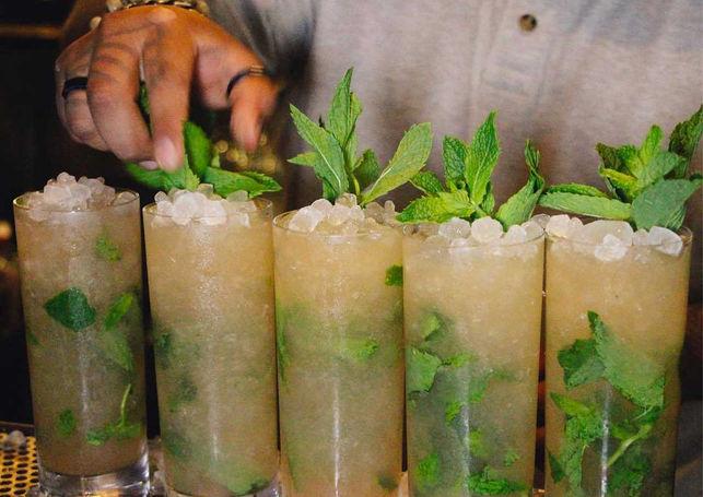 Rum & Cachaça