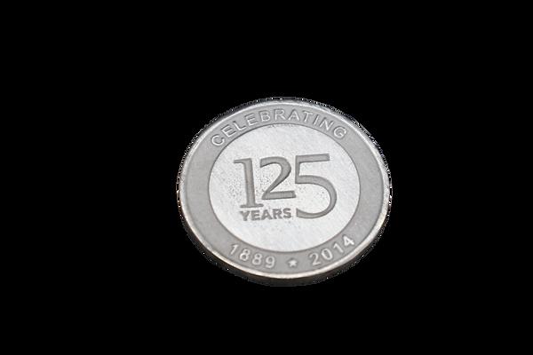 University of Idaho Challenge Coin
