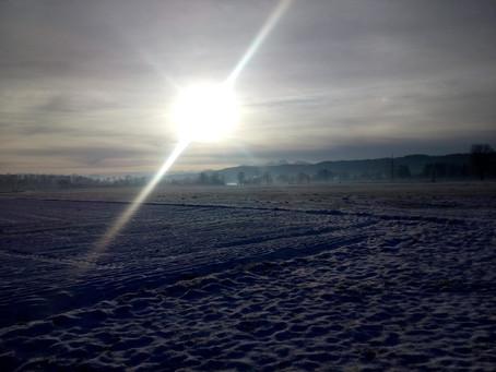 Einfach Sonne tanken...