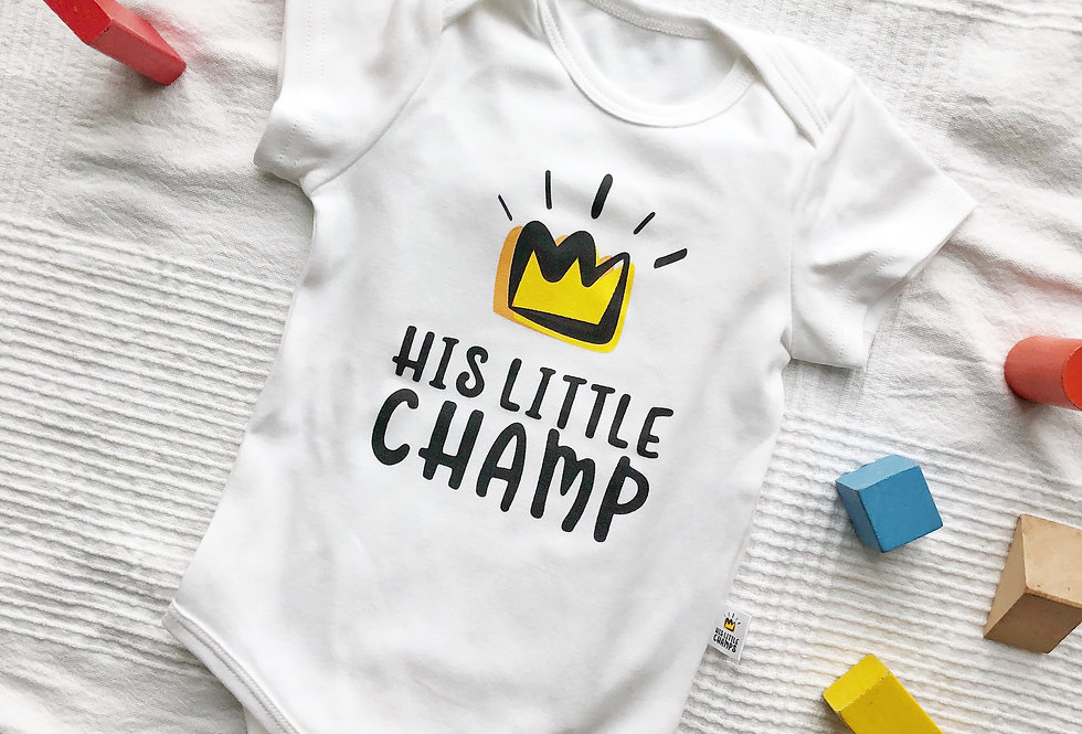 His Little Champ [As-is]